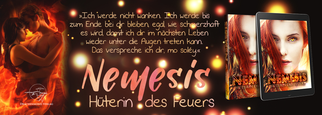 Nemesis – Hüterin des Feuers