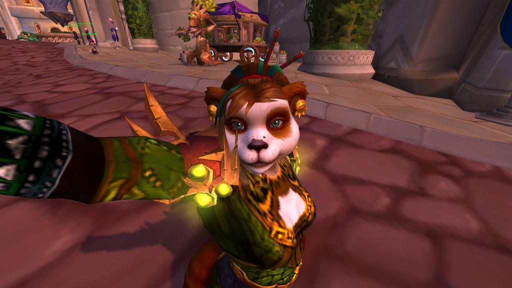 Warcraft Mistweaver Legion