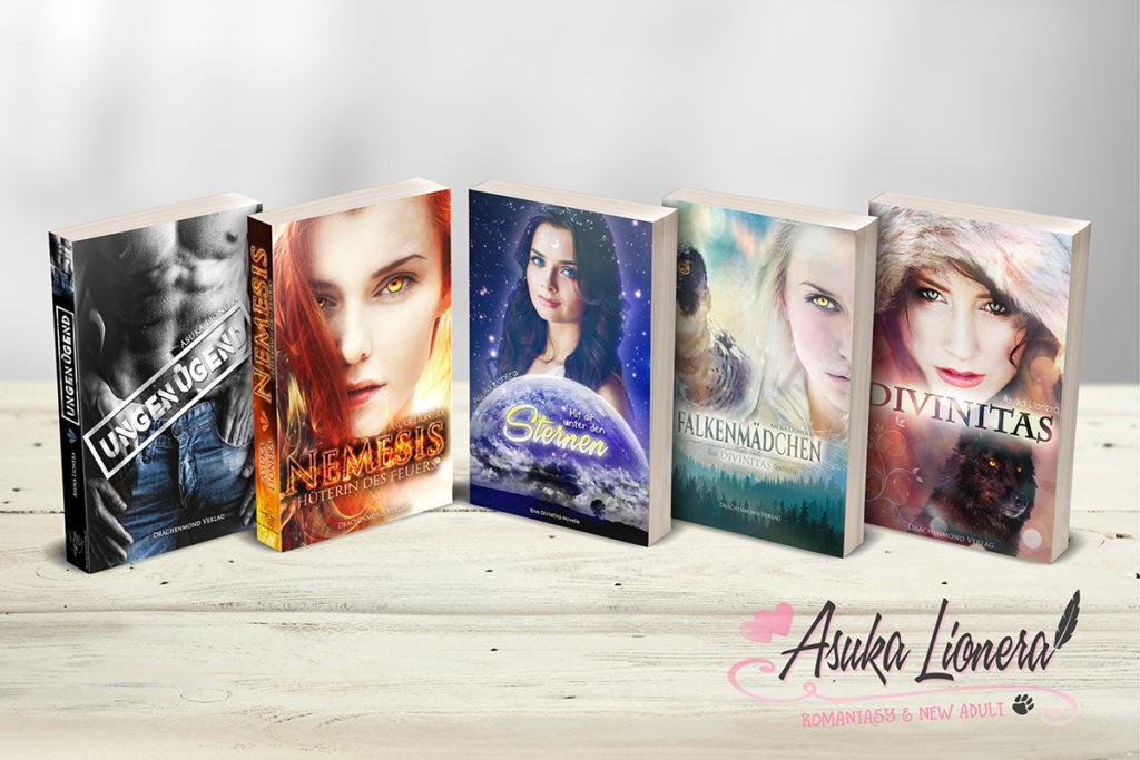 Alle Taschenbücher Asuka Lionera