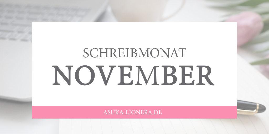 schreibmonat-november