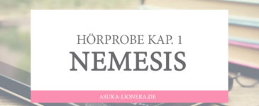[HÖRPROBE] Nemesis: Hüterin des Feuers – Kapitel 1