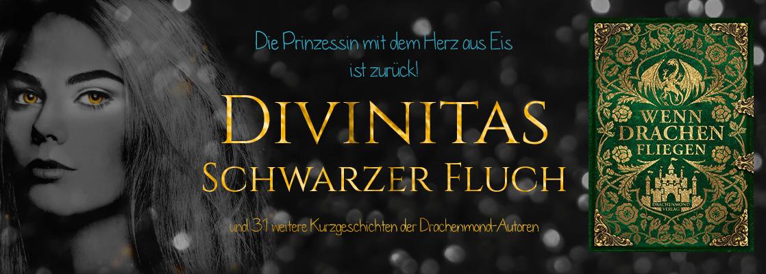 """Anthologie """"Wenn Drachen fliegen"""" ist erschienen!"""