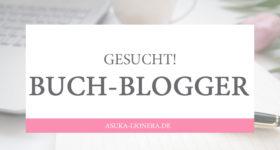 Buch-Blogger gesucht! #2