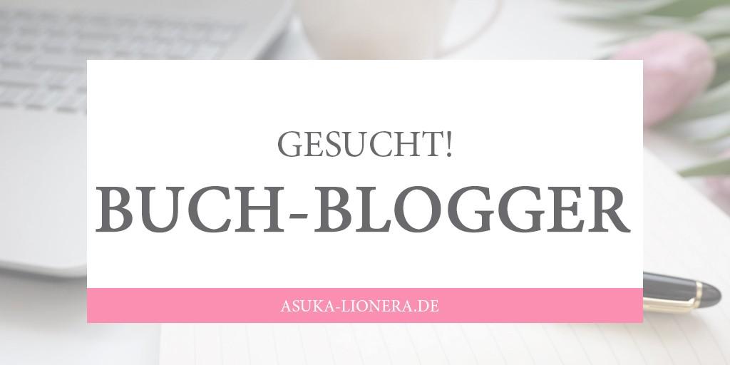 Buch-Blogger gesucht