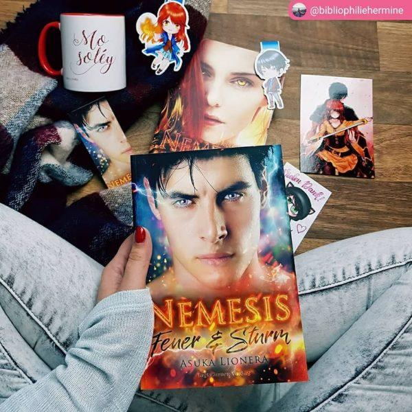 Nemesis 2 Buchbox