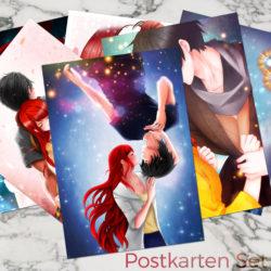 Postkarten Set Nemesis 2